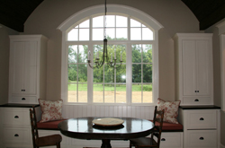 Types of replacement windows discover options styles more for Arch window replacement
