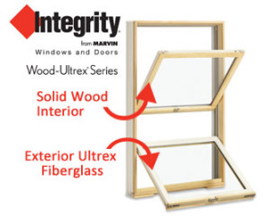 Marvin integrity window prices ultrex fiberglass wood cost for Marvin integrity glider windows