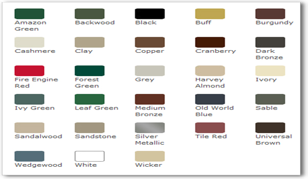 Harvey Tribute color options